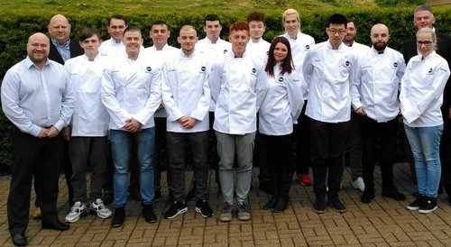The Kew Green Hotels Chef School MasterChef Final Commences at Holiday Inn Norwich North!
