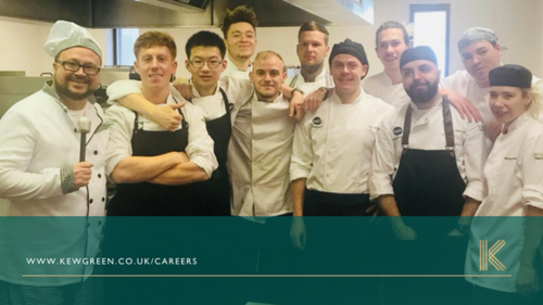 Kew Green Hotels Chef School 2017/18
