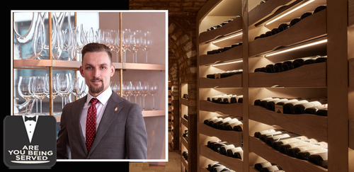 Piotr Pietras, Director of Wine, HIDE