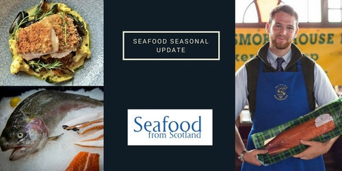 Seafood Seasonal update - April 2018
