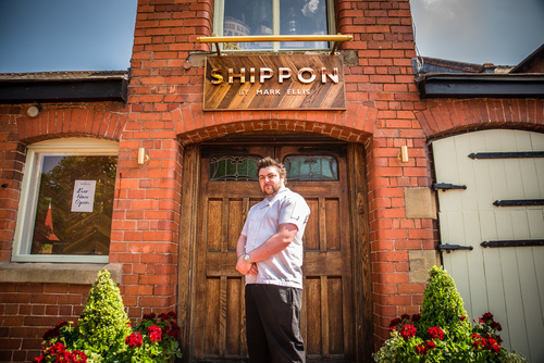 Shippon by Mark Ellis opens this week