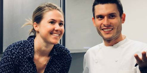 Emily Roux and Diego Ferrari's Caractère are now taking bookings for their October opening