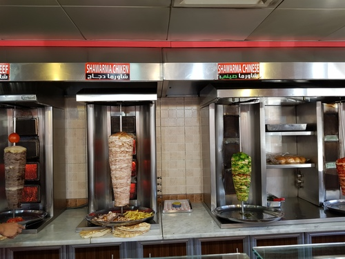 Can you guess the different types of Shawarmas?