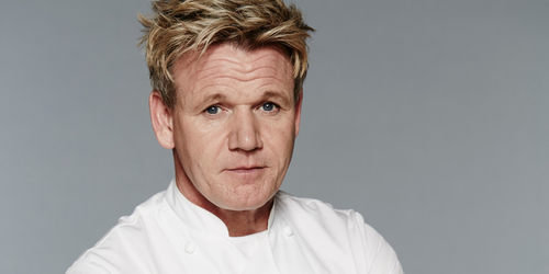 NEW VIDEO: Gordon Ramsay on why he's not a TV chef  he's a fucking real chef!