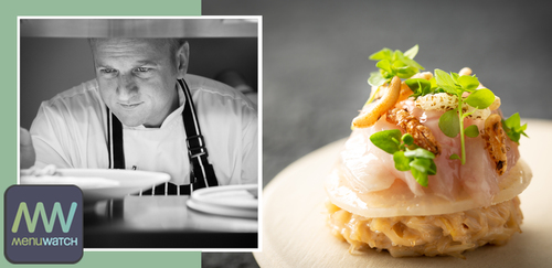 Richard Allen, Executive Chef, The Orangery at Rockliffe Hall