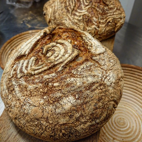 Fresh sourdough :ok_hand: