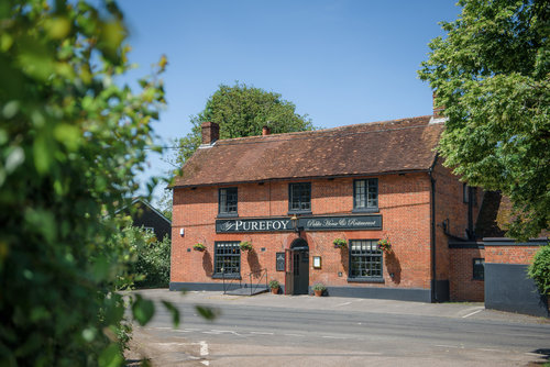 The Purefoy Arms is 'Newcomer of the Year' Finalist at Top 50 Gastropub Awards