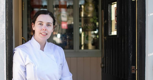 "Danni Barry says she is ""very excited"" to join Killinchy's Balloo House as head chef"
