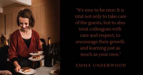 Lessons learnt in life and at work, blog by Emma Underwood