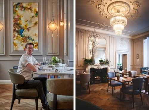 Adam Handling Chelsea to open at Belmond Cadogan Hotel on 28th February 2019