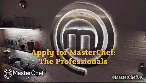 Applications are now open for Professional MasterChef 2019