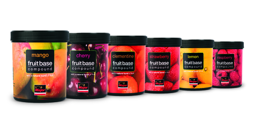 Major International launches new Fruit Base Compounds