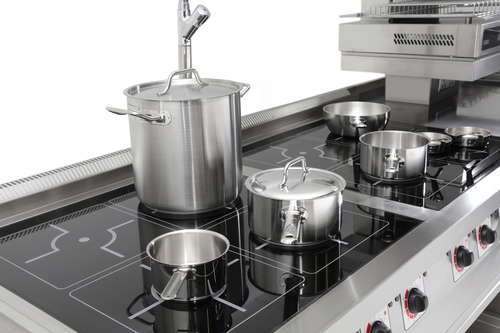 Target Commercial Induction - Induction-Friendly Cookware