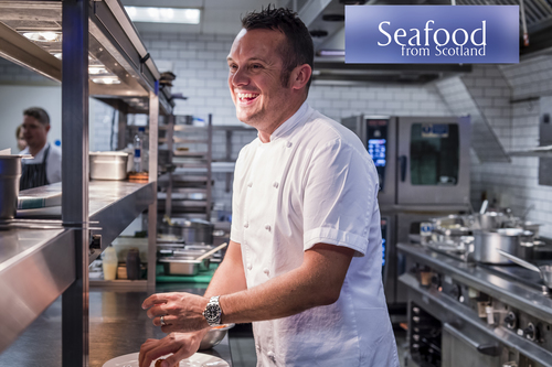 Major 'stage' up for grabs for Scottish chefs in #PrideofPlate seafood competition