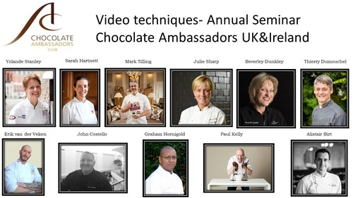 Chocolate Ambassadors Club Demonstrations