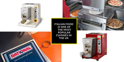 Which products can help chefs create the best pizza and pasta dishes?