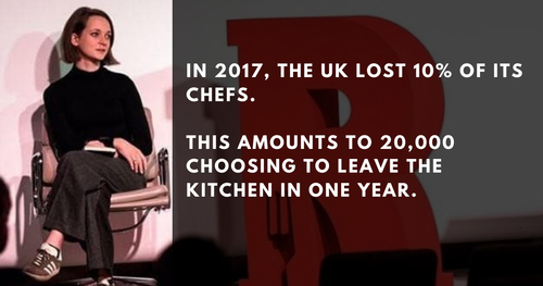 Emma Underwood on tackling the UK chef shortage: are we fighting a losing battle?