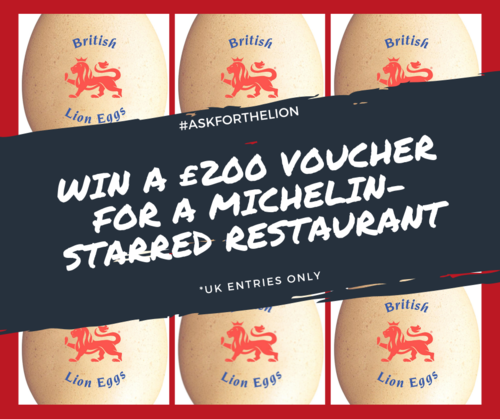 WIN a £200 voucher for a Michelin-starred restaurant of your choice