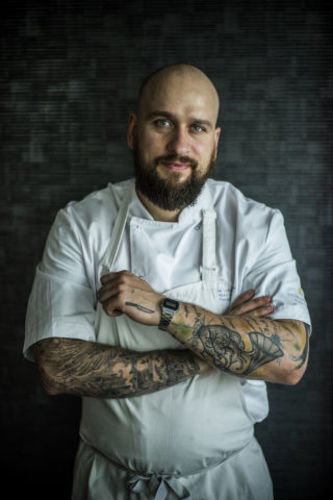 Tomas Lidakevicius appointed executive chef at City Social