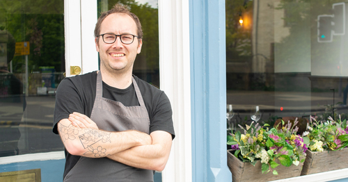 Stuart Ralston sheds some details on plans for his second Edinburgh restaurant, Noto
