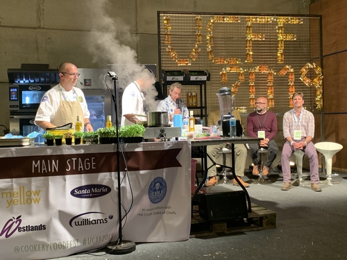 Craft Guild of Chefs delivers 'Game' changing Universal Cookery & Food Festival