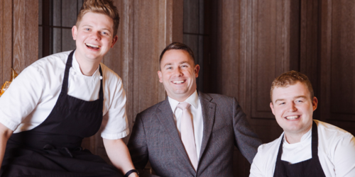 The Dorchester, appoints Tom Booton as head chef of The Grill at The Dorchester