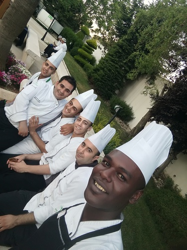 group chef