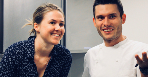 Emily Roux: before you open your own restaurant, secure a team you can trust