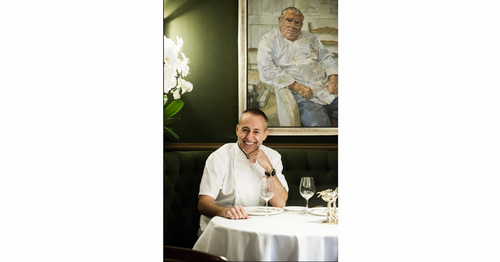 Michel Roux Jr: There's 'no shame whatsoever' in buying second hand equipment when you open a restaurant