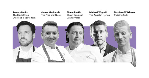 Chefs reach for the stars for industry fundraiser