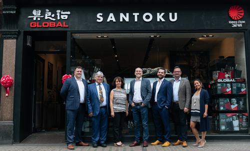 Our new SANTOKU London showroom is now open!
