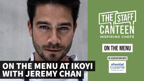 On The Menu at Ikoyi with Jeremy Chan