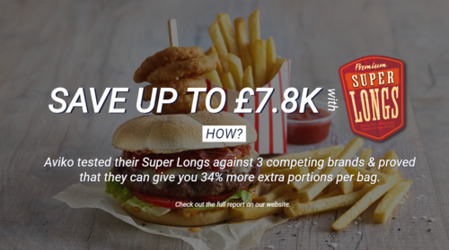 Chefs did you know you can save up to £7,800 a year with the help of Super Longs?