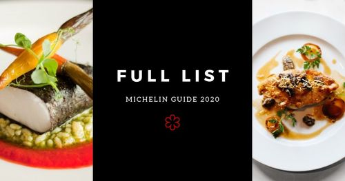 Michelin Guide UK 2020: The full list
