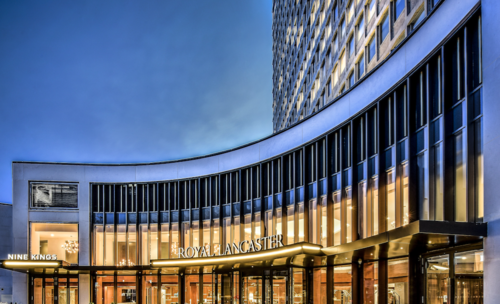 Royal Lancaster London Scoops Two  Awards at the London Venue Awards 2019