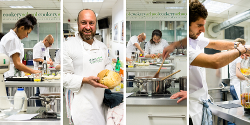 Win a Scholarship on our professional Cook's Certificate in Food and Win