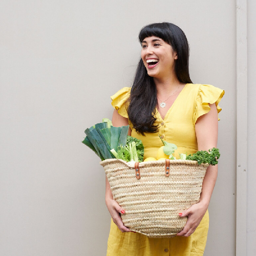 Melissa Hemsley at Fine Food Show North