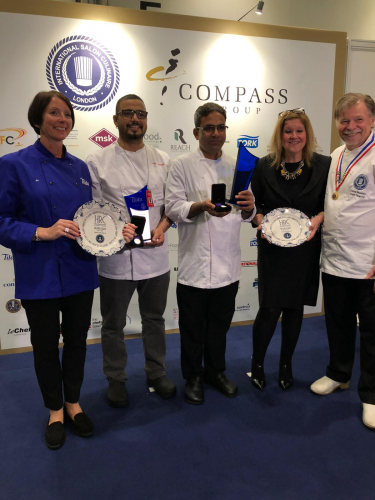 Tilda Chef Team of the Year Winners