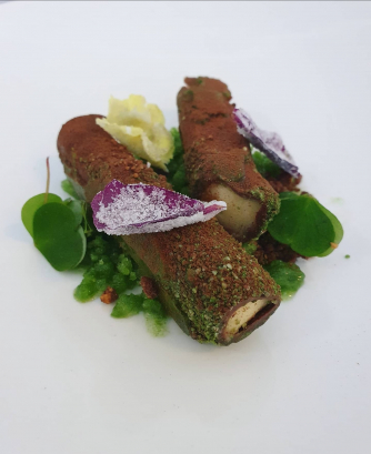 Chocolate, Pine, Sorrel