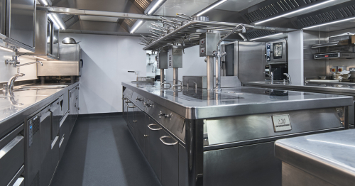 Hygienic Commercial Kitchen Design | Save Time & Money