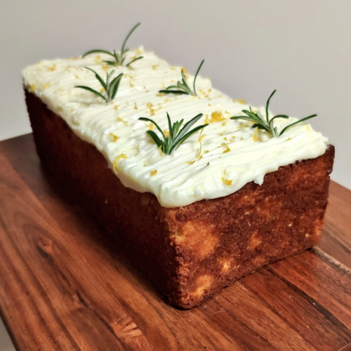 Lockdown Bakes! Orange and Rosemary Drizzle Cake!!! 🍊🍊🍊