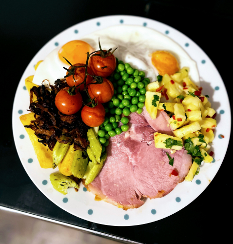 Ham & Eggs with Pineapple.jpg