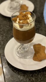 lotus biscoff chocolate mousse