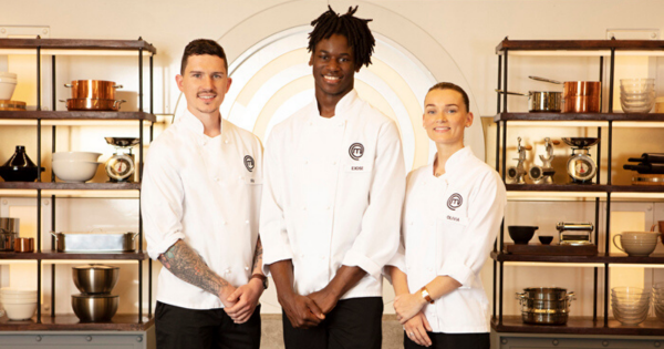 Stu Deeley from The Wilderness wins MasterChef: The Professionals 2019
