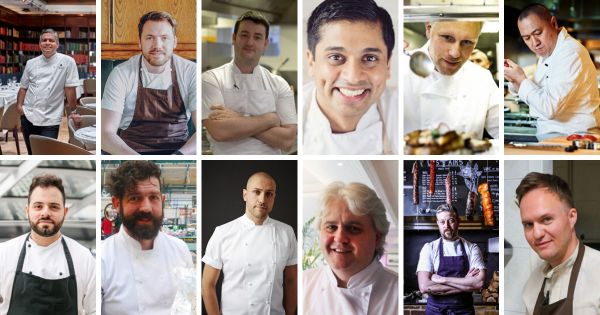 The UK's best chefs tell us their food trend predictions for 2020