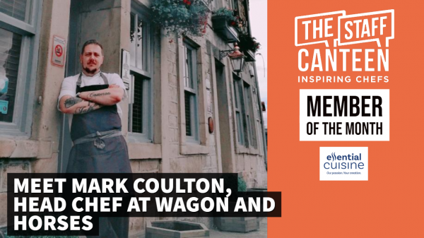 Member of the month December 2019: Mark Coulton