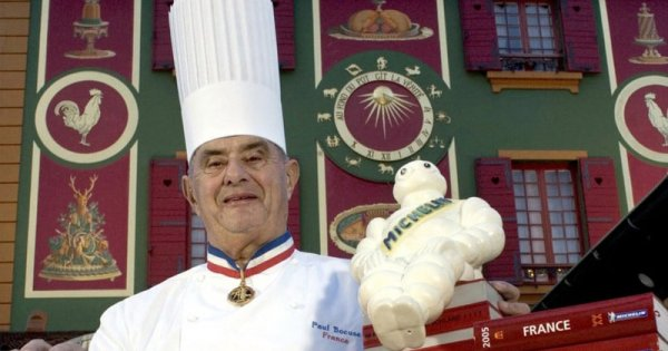Disarray as Michelin removes Bocuse flagship's third star