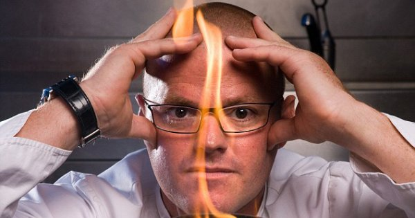 Dinner by Heston Melbourne will close on February 14th