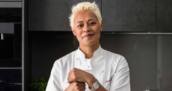 Monica Galetti says she hopes Heston Blumenthal's comments about female chefs were taken out of context