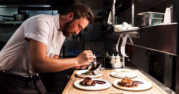 Former Elystan Street chef Toby Burrowes joins Zuma group